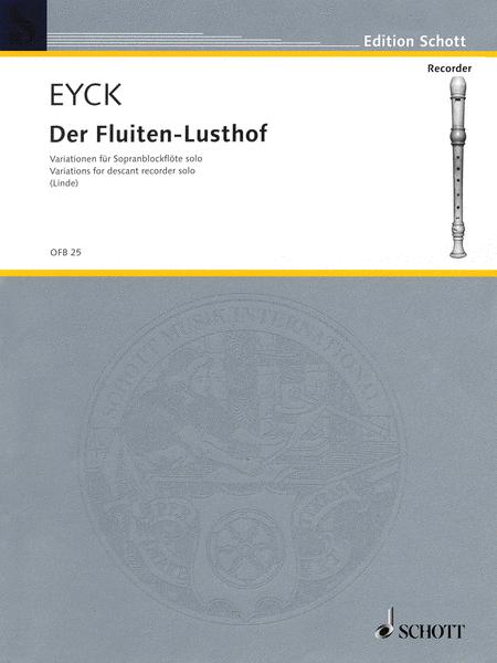 Fluiten-Lusthof Variations (1646)