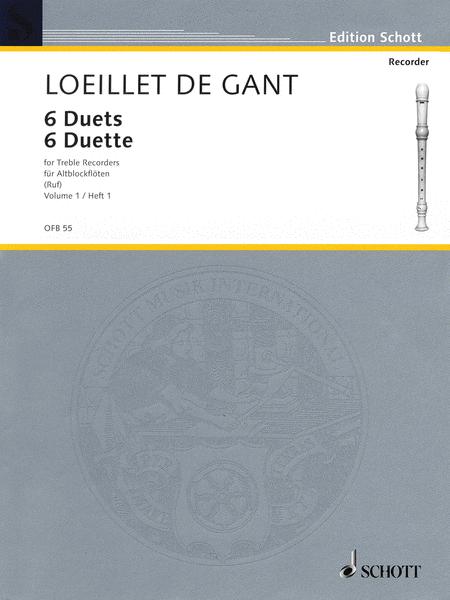 6 Duets - Volume 1