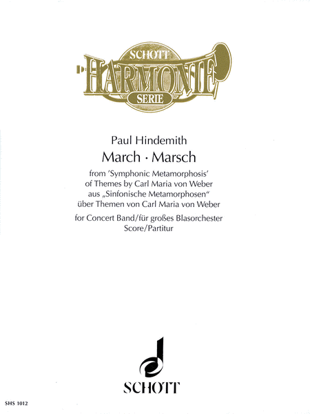 March from Symphonic Metamorphosis