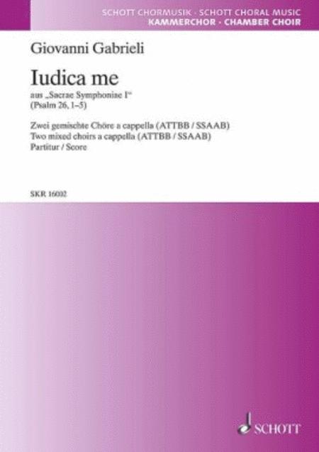 Judica me