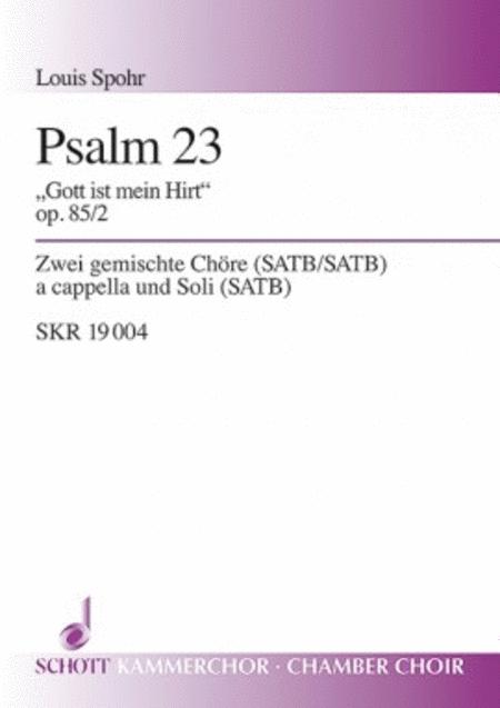 Psalm 23, Op. 85/2