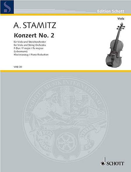 Concerto No. 2 in F Major