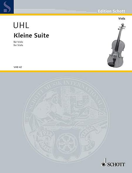 Kleine Suite fur Viola