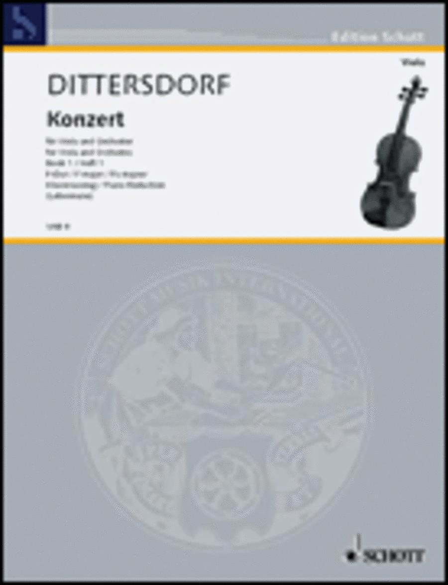 Viola Concerto in F Major
