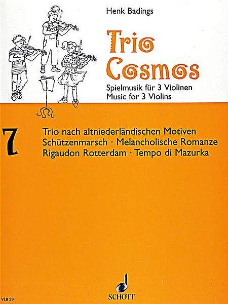 Trio-Cosmos No. 7