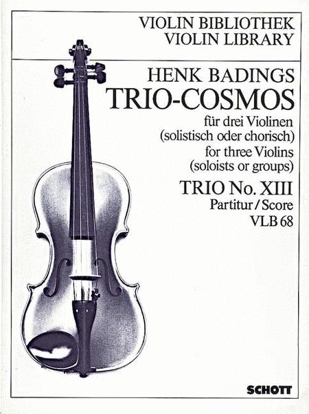Trio-Cosmos No. 13