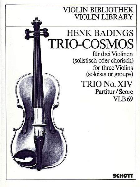 Trio-Cosmos No. 14