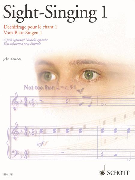Sight-Singing Volume 1