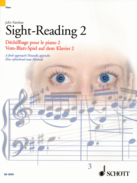 Piano Sight-Reading, Vol. 2