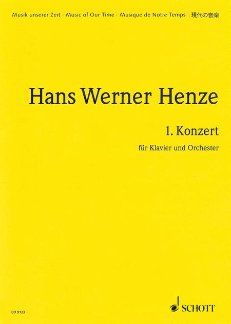 Concerto No. 1 for Piano and Orchestra (1950)