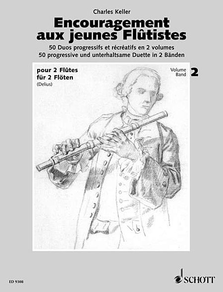 Encouragement for Young Flutists Volume 2