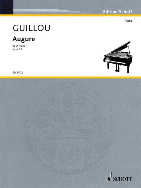 Augure, Op. 61 (1953)