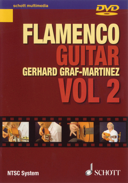 Flamenco Guitar Vol. 2