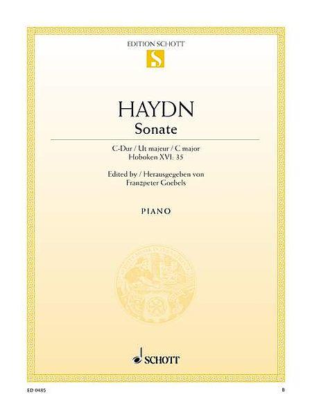 Piano Sonata in C Major