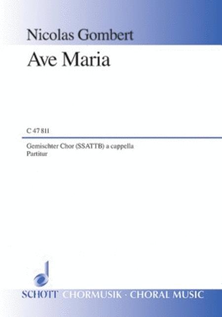 Ave Maria Ssattb