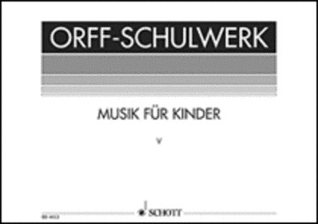 Musik fur Kinder Vol. 5 - Moll: Dominanten