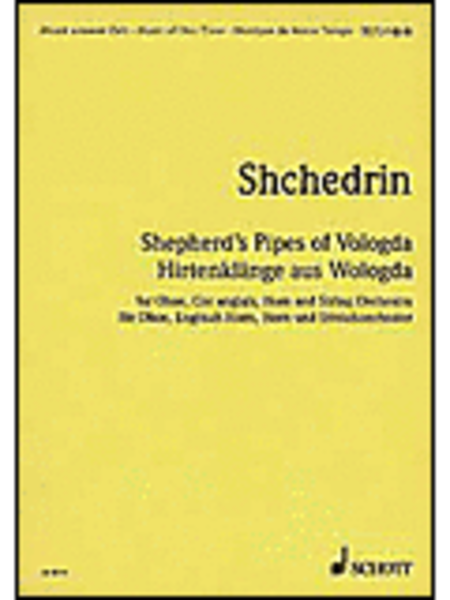 Shepherd's Pipes of Vologda