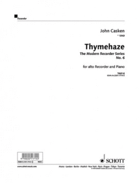 Thymehaze No. 6