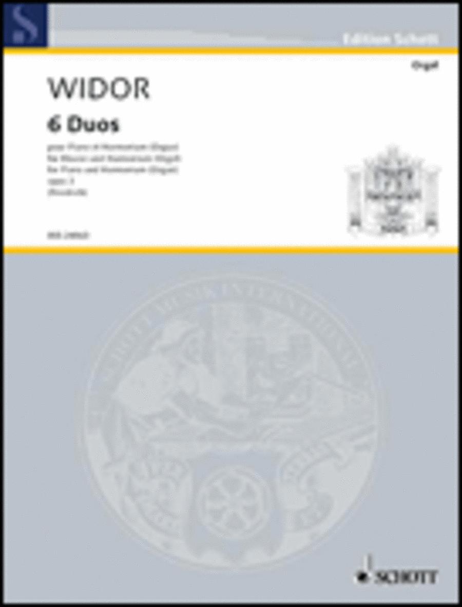 Widor Cm Duos6 (kpl)