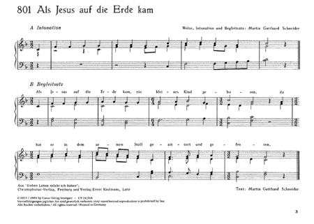 Anhang 77: Orgel-Begleitsatze