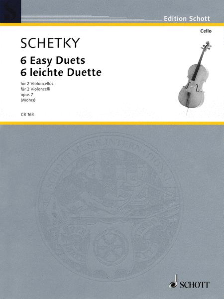 6 Easy Duets, Op. 7