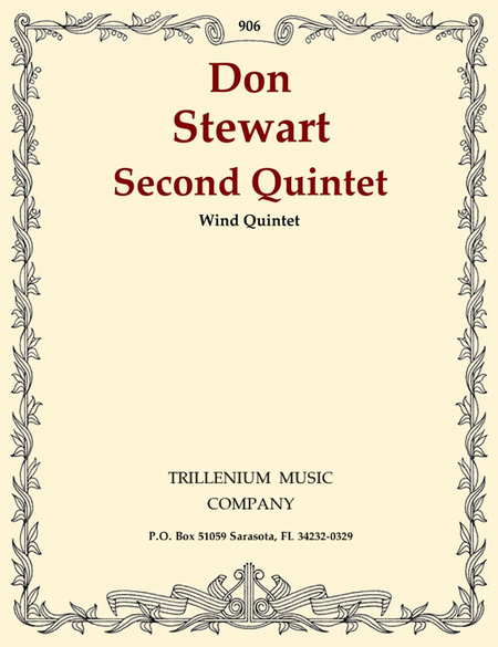 Second Quintet