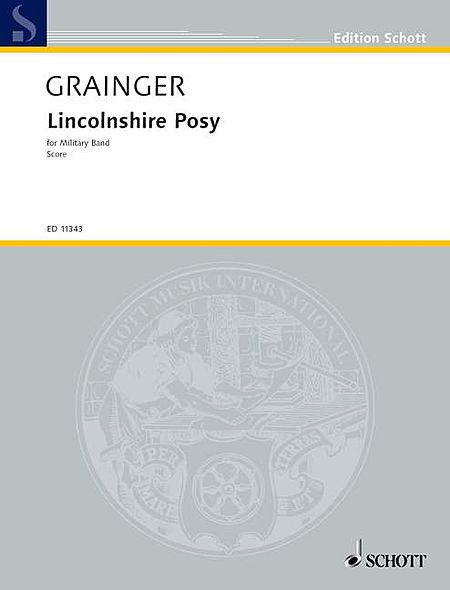Grainger Lincolnshire Posy Sco
