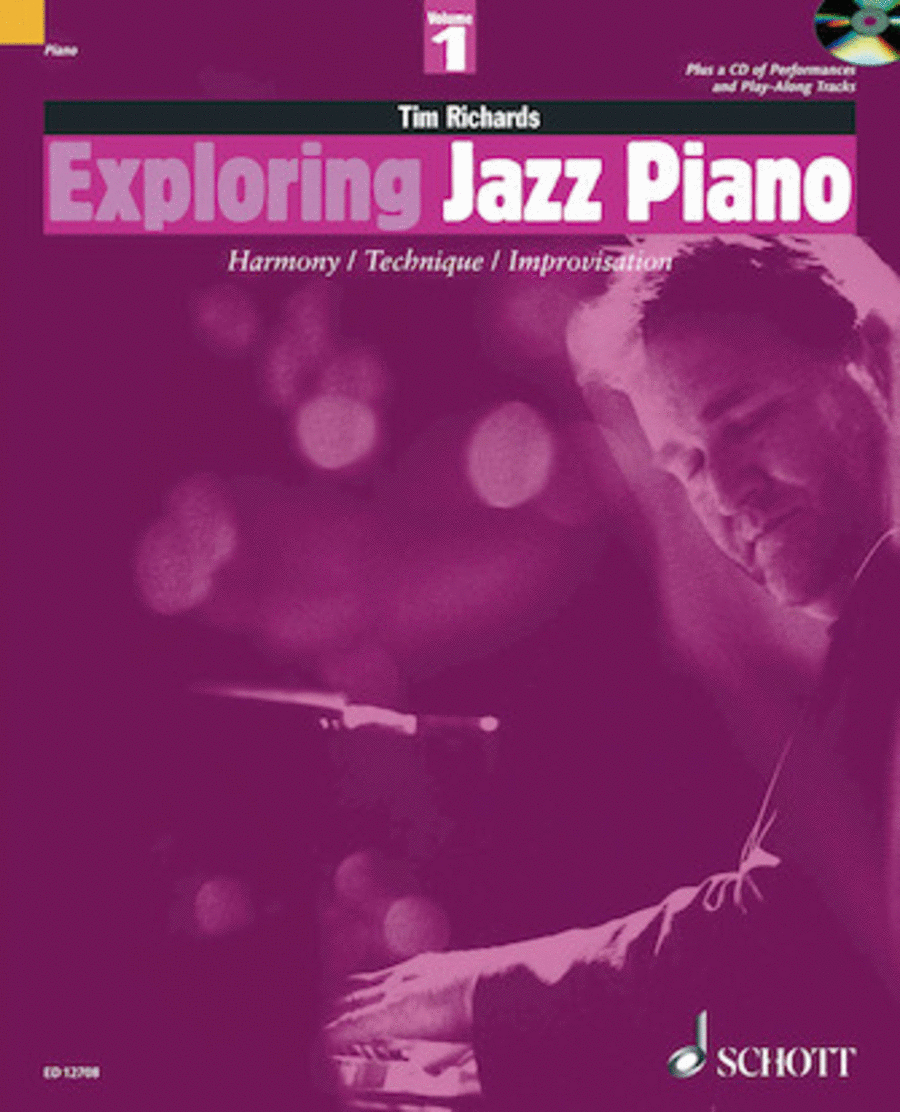 Exploring Jazz Piano, Volume 1 by Tim Richards - review and discussion