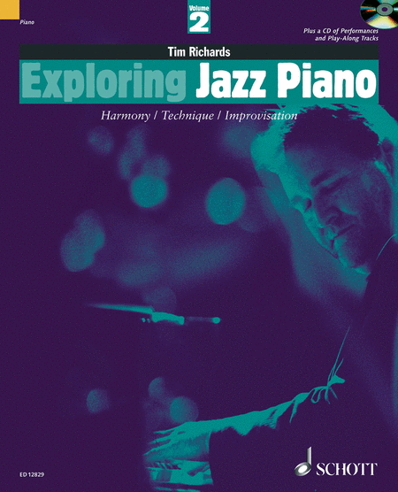 Exploring Jazz Piano, Volume 2 by Tim Richards - review and discussion
