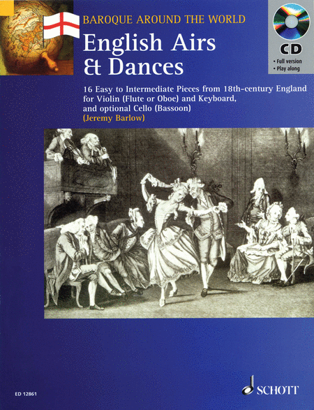 English Airs & Dances