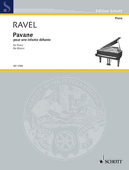 Ravel Pavane Pft - Use 11357