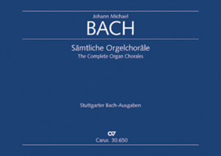 The Complete Organ Chorales