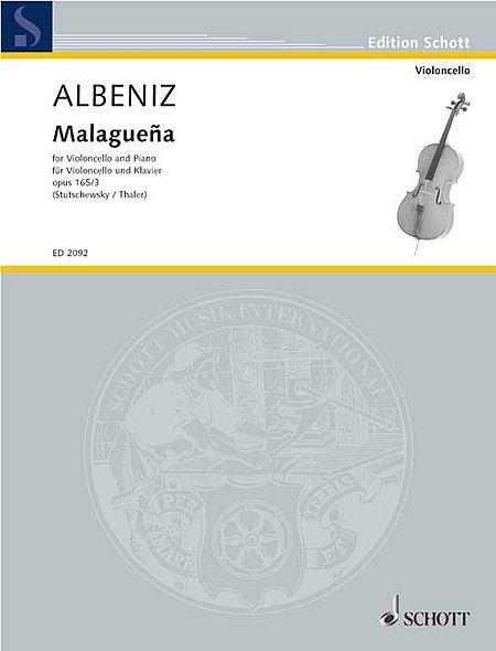 Malaguena Op. 135/3