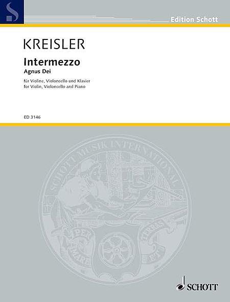 Kreisler F Intermezzo (fk)