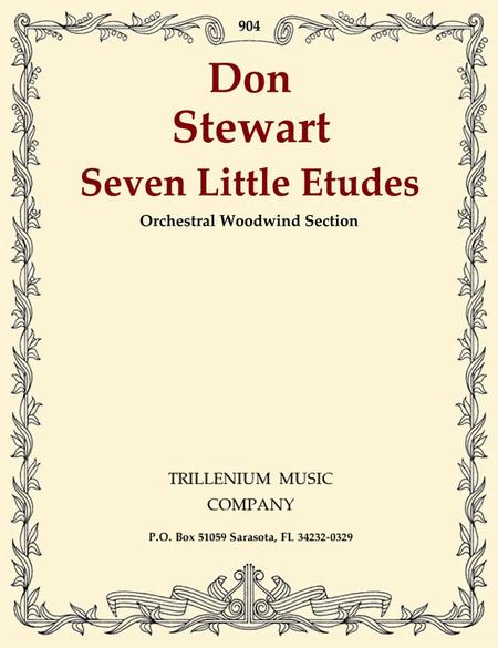 Seven Little Etudes