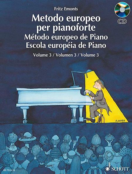 The European Piano Method - Volume 3
