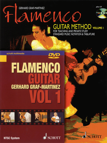 Flamenco Guitar Method Volume 1