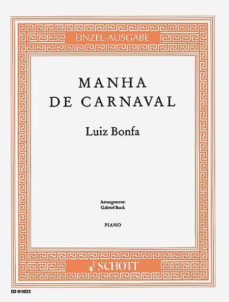 Manha de Carnaval