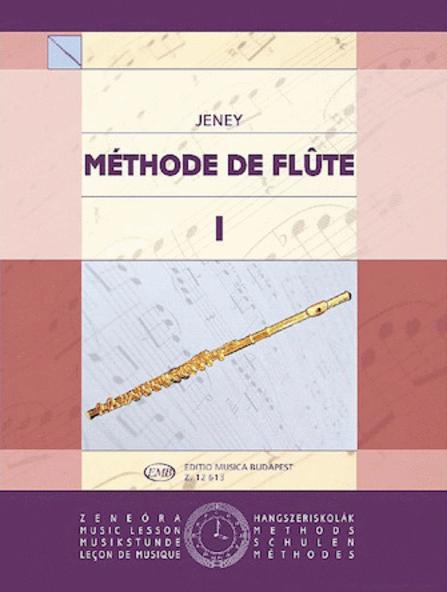 Flute Tutor Volume 1 French