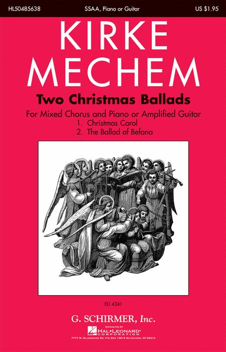 Two Christmas Ballads