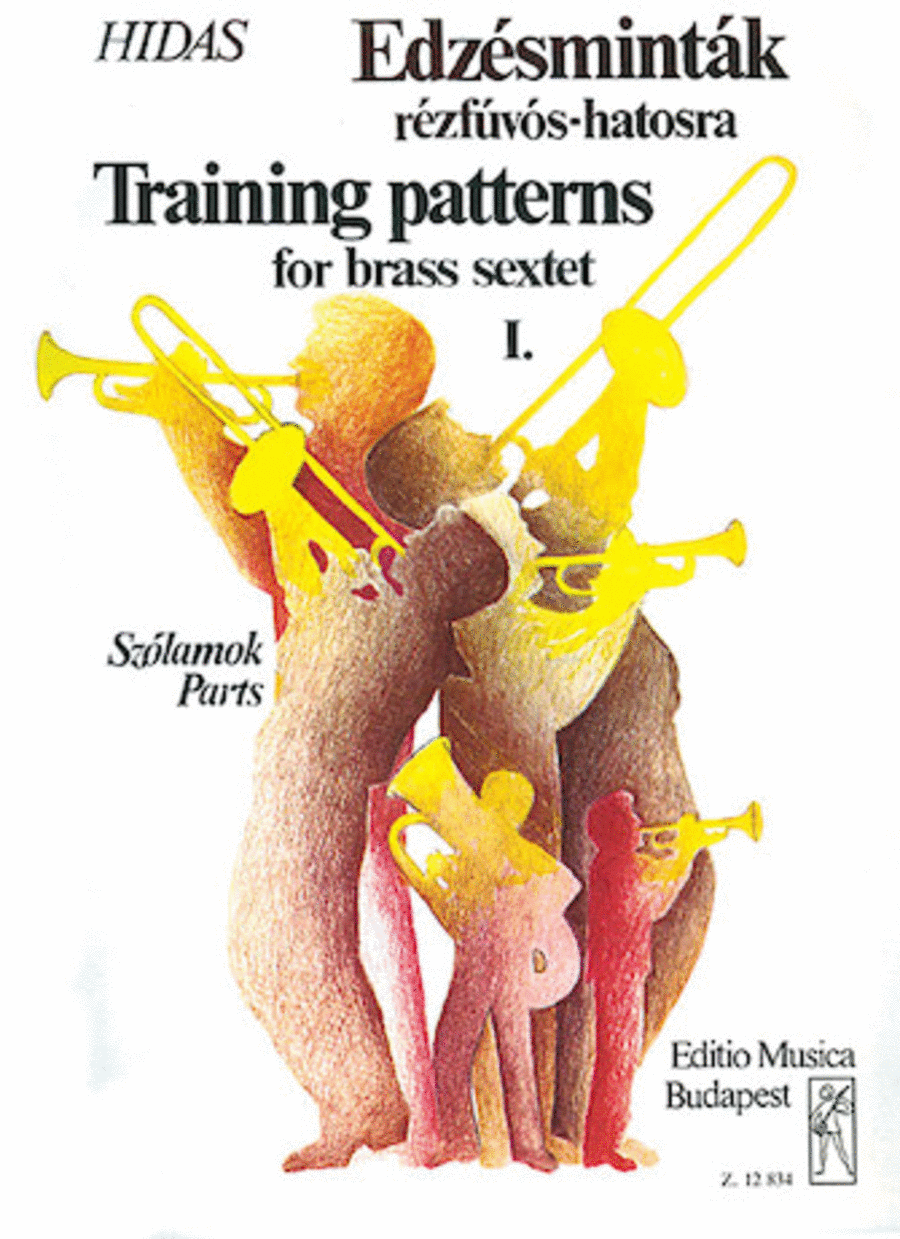 Training Patterns for Brass Sextet - Volume 1
