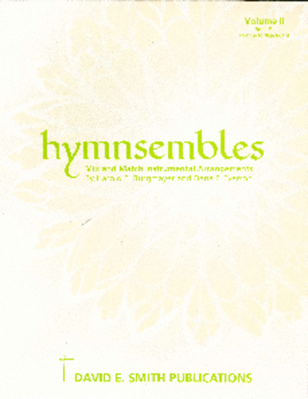 Hymnsembles - Volume II, Book 1 - Conductor/Keyboard