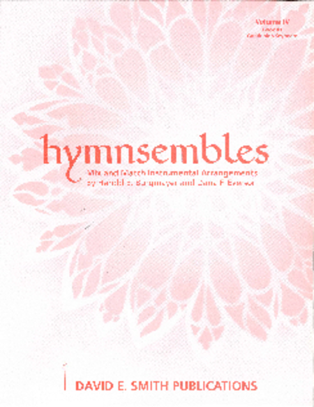 Hymnsembles - Volume IV, Book 1 - Conductor/Keyboard