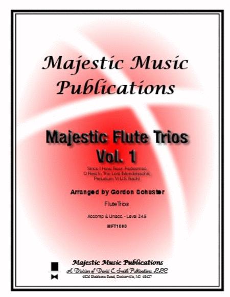 Majestic Flute Trios, Volume 1