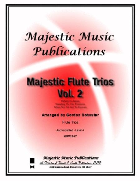 Majestic Flute Trios, Volume 2