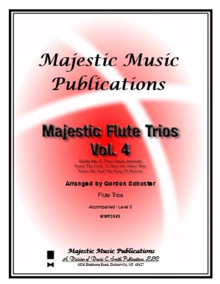Majestic Flute Trios, Volume 4