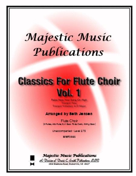 Classics for Flute Choir, Volume 1