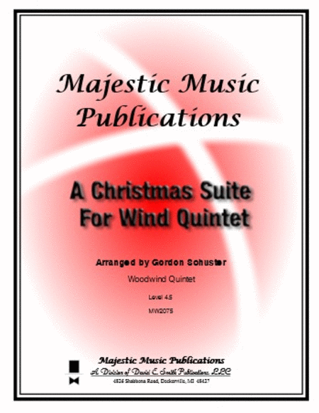 A Christmas Suite for Wind Quintet