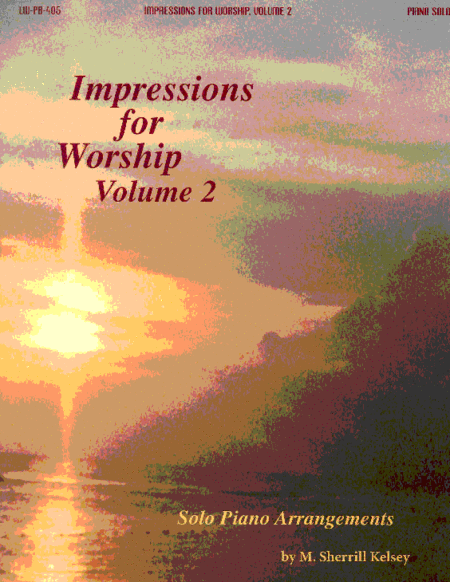 Impressions for Worship - Volume 1