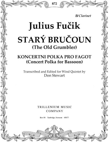 Stary Brucoun (The Old Grumbler)
